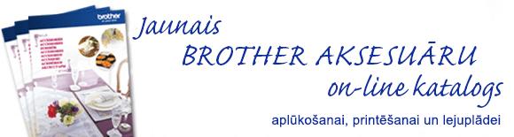 Brother šujmašīnas
