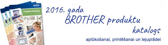 Brother Produktu Katalogs